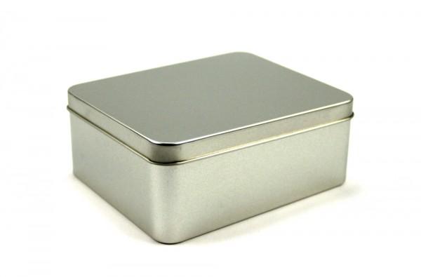 Blechdose mit Stülpdeckel (144*120*57mm), ALT: GDO-I054