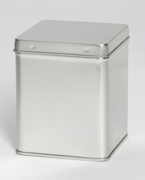 Quadratische Scharnierdeckeldose (75*75*92mm)