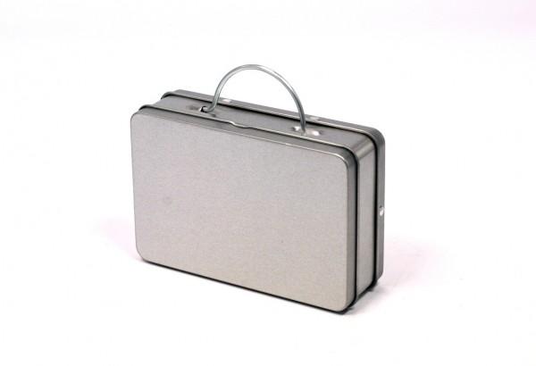 Kofferdose mit Scharnierdeckel (115x78x35mm)
