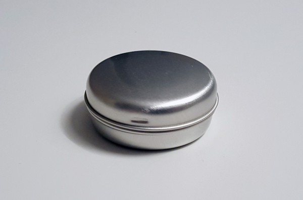 0015ml Aluminiumdose mit Stülpdeckel (D42x13mm)