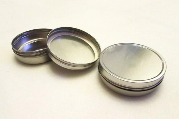 runde Blechdose mit Schraubdeckel (D75*24mm)