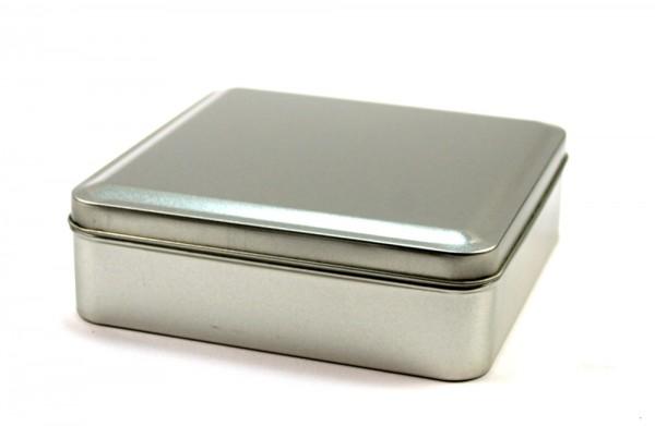 Schmuckdose mit Stülpdeckel (155*155*52mm), ALT: GDO-I024