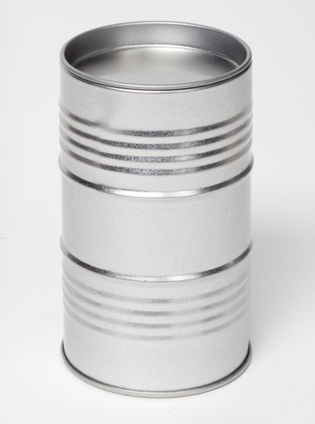 runde Dose mit Stülpdeckel (d65*110mm)