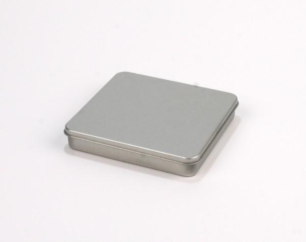 Zigarrendose mit Scharnierdeckel (95*90*16mm), ALT: GDO-9590