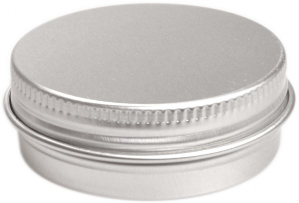 15ml Aluminiumdose mit Schraubdeckel (D42x17.5mm)