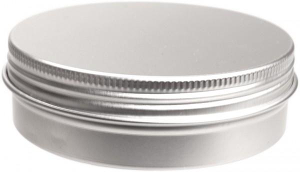 0100ml (125ml) Aluminiumdose mit Schraubdeckel (D83*27mm)