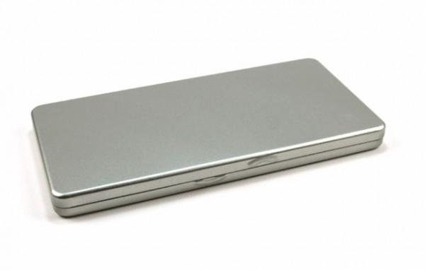 Dose im Briefumschlaglook mit Scharnierdeckel (235x120x20mm), ALT: GDO-1100