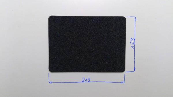 Schaumstoffeinsatz / Einlage 219x159mm / GDO-A535, PL726, WR240, WIN889, PL420