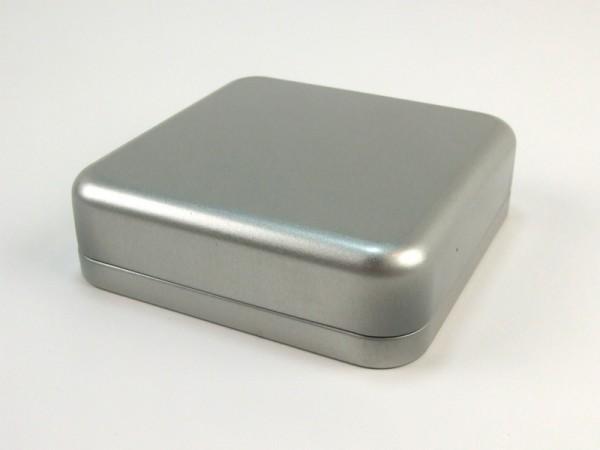 Schmuckdose mit Stülpdeckel (120*120*35mm)