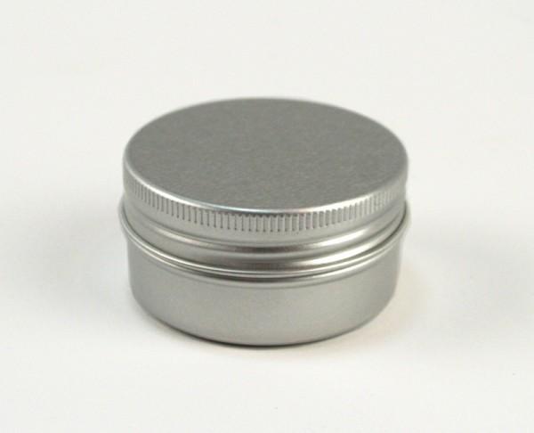 0015ml Aluminiumdose mit Schraubdeckel (D37*18mm)