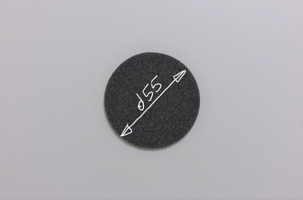 Schaumstoffeinsatz / Einleger d55mm /