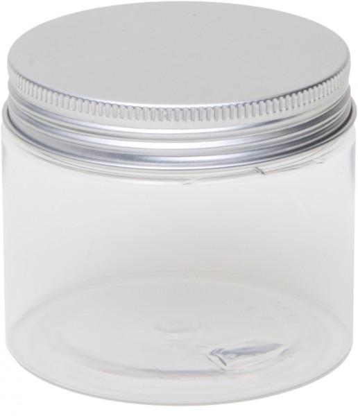 150ml PET Dose mit Aluminium Schraubdeckel (D71x59mm)