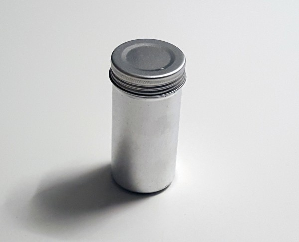 0065ml Aluminiumdose mit Schraubdeckel (D37*77mm)