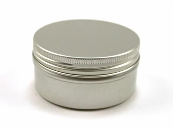 0100ml runde Aluminiumdose mit Schraubdeckel (D67*33mm)