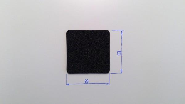 Schaumstoffeinsatz / Einlage 93x93mm/ GDO-9554