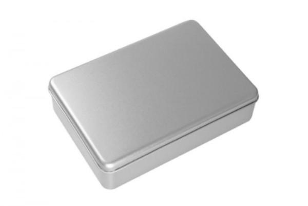 Rechteckdose mit Stülpdeckel (178x123x41mm)