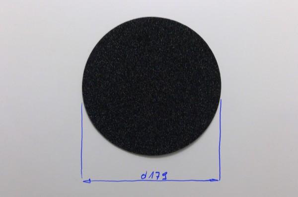 Schaumstoffeinsatz / Einlage d179mm / PL417, WR237